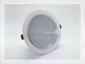 8寸LED白色压铸筒灯外壳套件 2