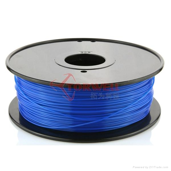 PLA filament 1.75mm Blue 1