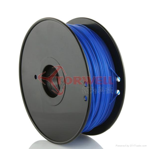 PLA filament 1.75mm Blue 2