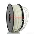 PLA filament 1.75mm White 3