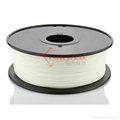 PLA filament 1.75mm White