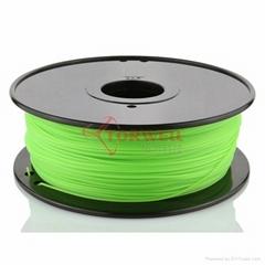 PLA filament 1.75mm Green