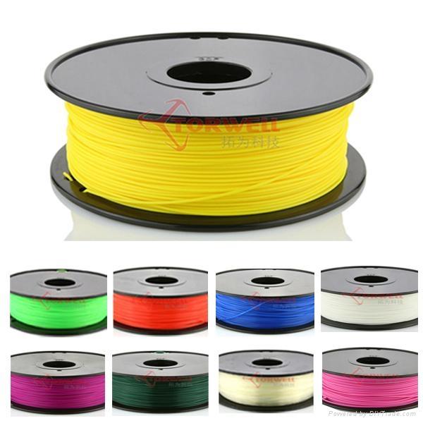 PLA filament 1.75mm Black 5