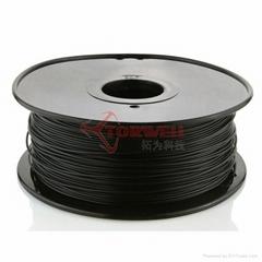 PLA filament 1.75mm Black