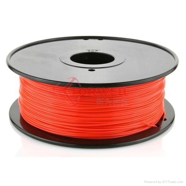 PLA filament 1.75mm Red 1