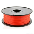 PLA filament 1.75mm Red