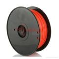 PLA filament 1.75mm Red 2