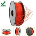 PLA filament 1.75mm Red 4