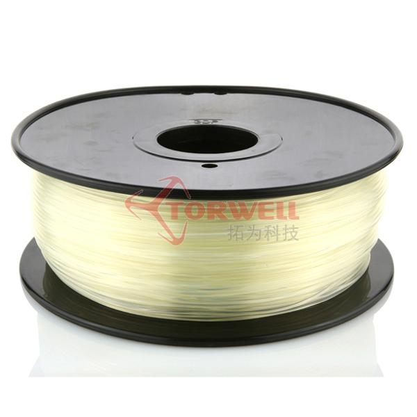 HIPS Filament 1.75mm Transparent 1