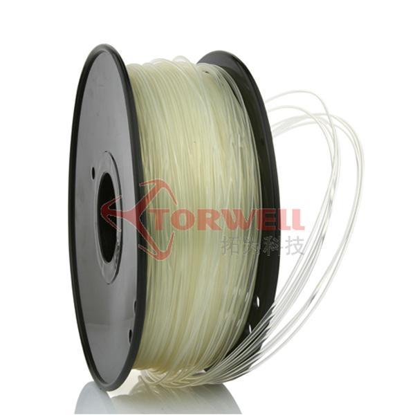 HIPS Filament 1.75mm Transparent 3