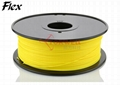 Flex Filament 1.75mm Yellow 1