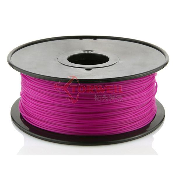 ABS Filament 1.75mm Purple 1