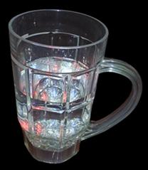 600ML beer mug