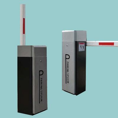 車牌識別系統一體機小區停車場收費自動識別 4