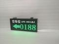 停車場車位導向顯示屏空車位LED