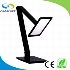 Touch-Sensitive Stepless Dimmable Flexible LED Desk Lamp 10 Watt