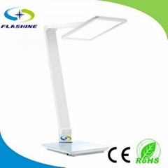 Color Temperature Adjustable 10 Watt Smart Touch LED Desk Lamp