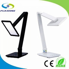 Adjustable Brightness 10 Watt Touch LED Desk Lamp