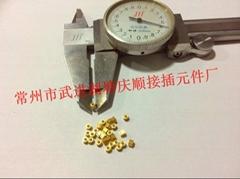 小模數銅齒輪