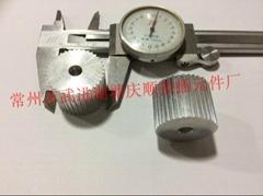 小模數鋁齒輪