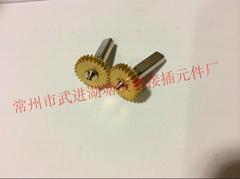 齒輪軸 小模數齒軸