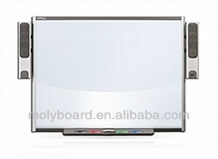 "83"" Dual touch interactive whiteboard for smart class"