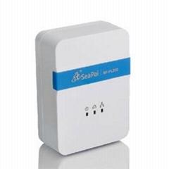 有線電力貓200M一對電力適配器高清IPTV路由器擴展器