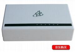 全新迷你以太網5口百兆寬帶網絡交換機分線器100M