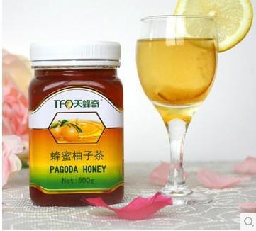蜂蜜柚子茶 1