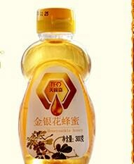 金银花蜂蜜