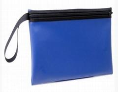 Promotion Bank Deposit bag made of Vinly material