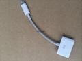 苹果30PIN转苹果5转接线