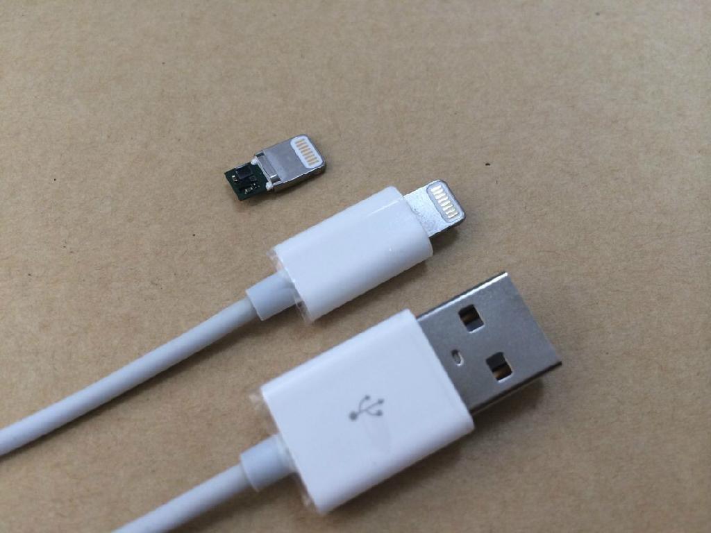 苹果6数据充电线(MFI认证) 1