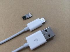 蘋果6數據充電線(MFI認証)