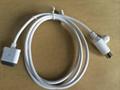 车载苹果4连接线 1
