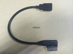 Audi A8 Q5 Q7 S8 Multimedia Interface AMI USB Adapter