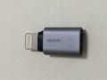 Lighting to Micro USB adapter