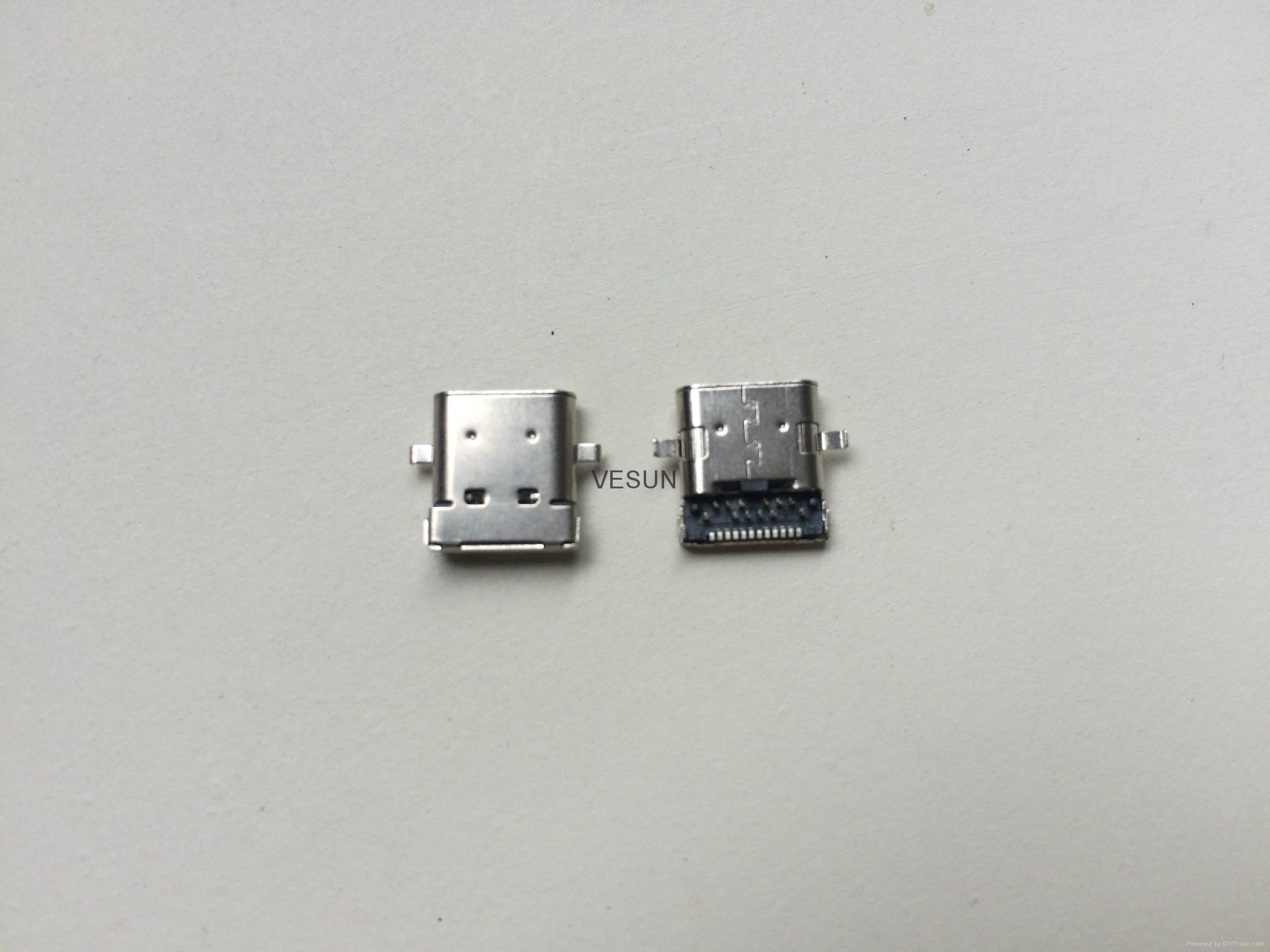 USB 3.1 C TYPE 母座 2