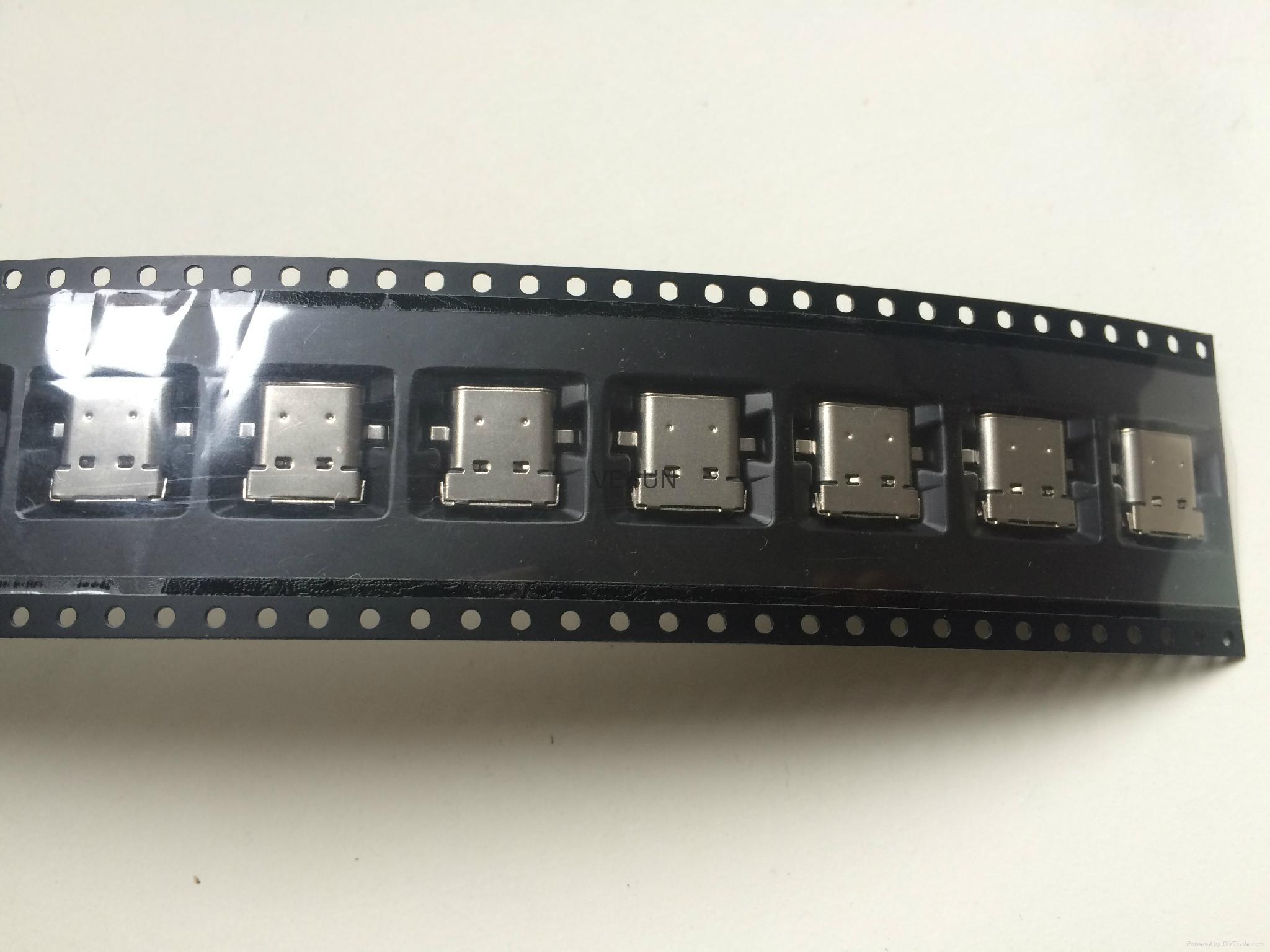 USB 3.1 C TYPE 母座 3