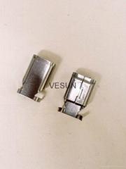 C48连接器专用屏蔽铁壳