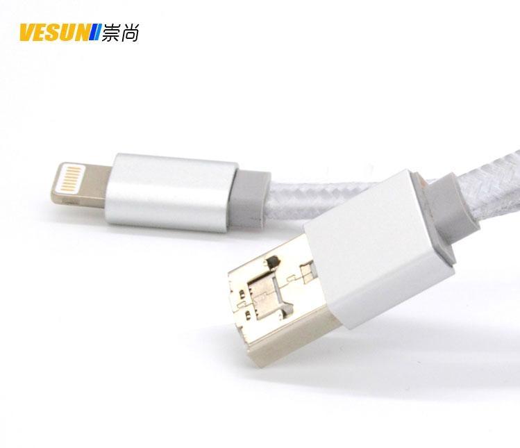 蘋果6借電線 2