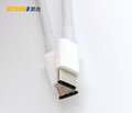 USB 3.1 Type C Male to Male Data Charger Cable for MacBook Nokia 1+