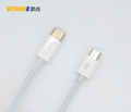 """USB 3.1 Type C to Micro USB 2.0 Cable for Apple MacBook 12 """""""