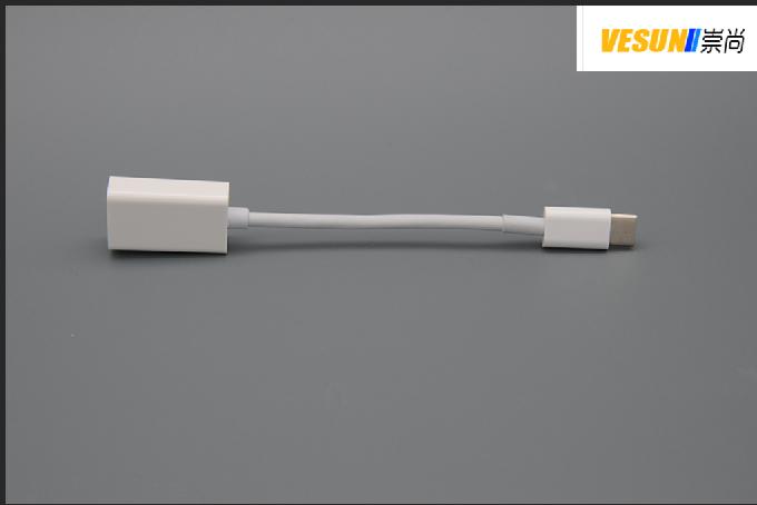 USB3.1  Type-C 转USB3.0母转接线,USB3.1 Type-C OTG线 2