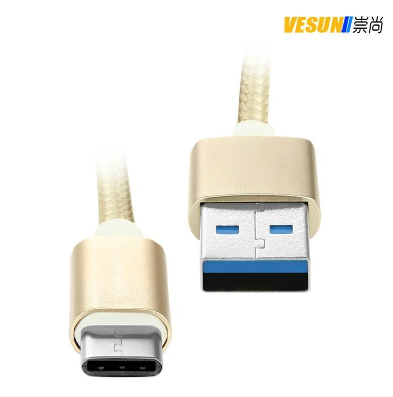 USB3.1 Type-C 數據線 3.0版本(純系列) 3