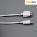 USB3.1 Type C to USB 3.1 Micro B Cable