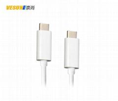USB3.1Type-C对USB3.1Type-C数据线