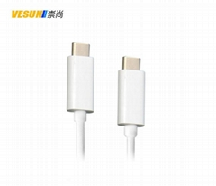 USB3.1Type-C對USB3.1Type-C數據線