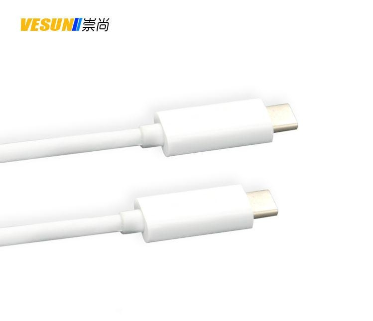 USB3.1Type-C對USB3.1Type-C數據線 2