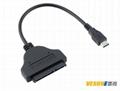 USB3.1  Type-C TO SATA易驅線 1